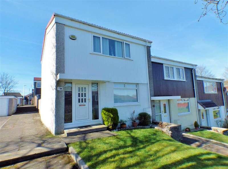 2 Bedrooms Terraced House for sale in Stobo, Calderwood, EAST KILBRIDE