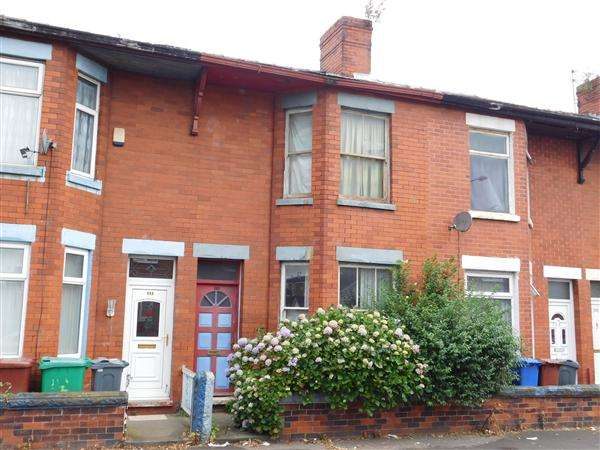 2 Bedrooms Terraced House for sale in South Street, Longsight, Manchester