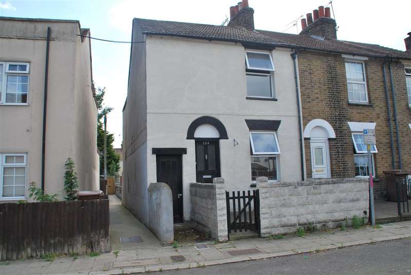 3 Bedrooms End Of Terrace House for sale in Saunders Street, GILLINGHAM