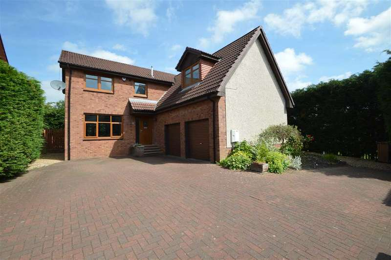 5 Bedrooms Detached House for sale in Bredin Way, Motherwell