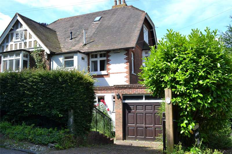 4 Bedrooms Semi Detached House for sale in Clarendon Road, Sevenoaks, Kent, TN13