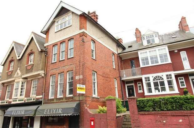 2 Bedrooms Maisonette Flat for sale in Stow Hill, Newport