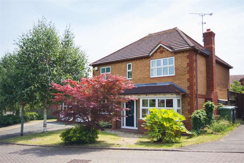 5 Bedrooms Detached House for sale in Tattersall, Harley Goodacre, Worcester