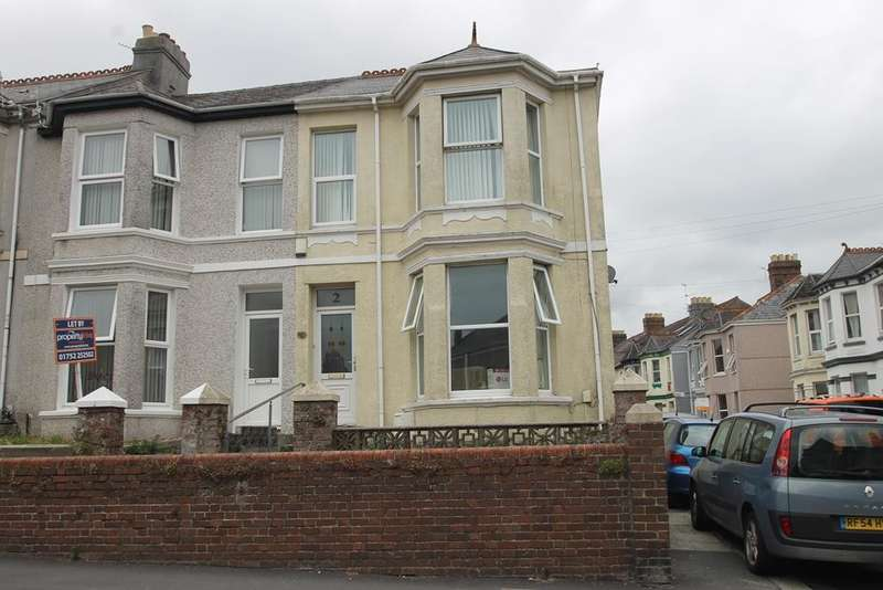 4 Bedrooms End Of Terrace House for sale in Weston Park Road, Peverell
