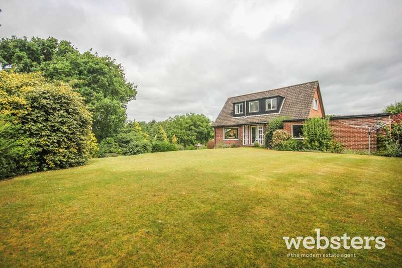 4 Bedrooms Chalet House for sale in Constable Road, Norwich NR4
