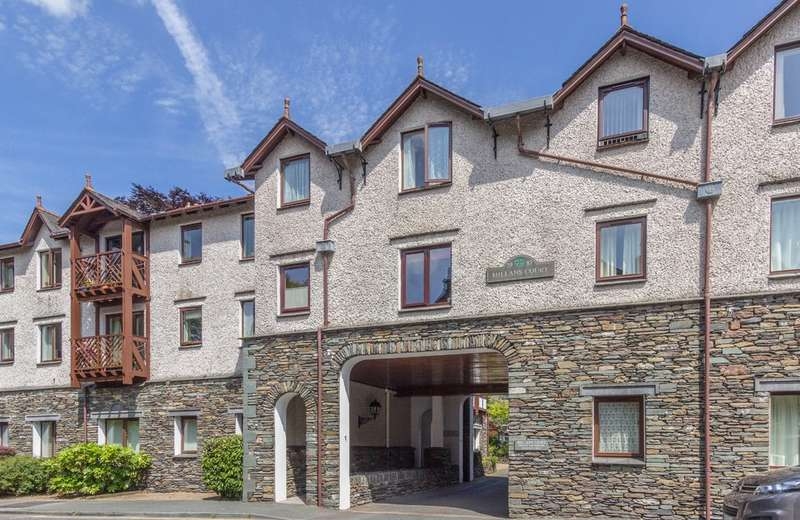 1 Bedroom Ground Flat for sale in 5 Millans Court, Ambleside