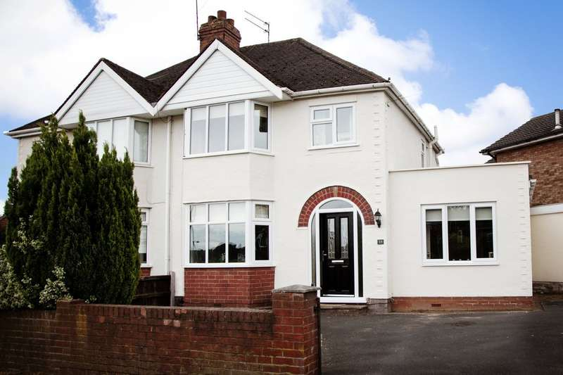 3 Bedrooms Semi Detached House for sale in Wentworth Road, Stourbridge