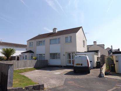 3 Bedrooms Semi Detached House for sale in Kingsteignton, Newton Abbot, Devon