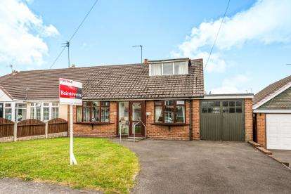 2 Bedrooms Bungalow for sale in Johns Lane, Walsall, West Midlands, Staffordshire