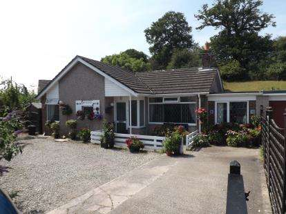 3 Bedrooms Bungalow for sale in Ashly Court, St. Asaph, Denbighshire, LL17