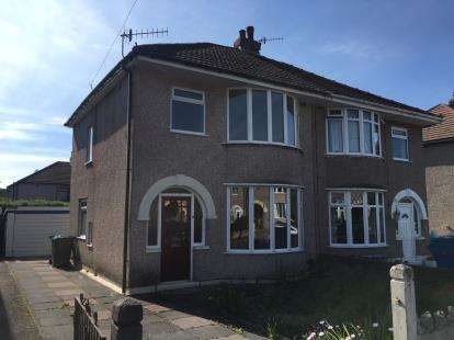 3 Bedrooms Semi Detached House for sale in Salter Fell Road, Lancaster, LA1