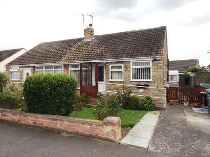 2 Bedrooms Bungalow for sale in Bangor Crescent, Prestatyn, Denbighshire, LL19