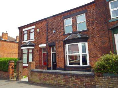 3 Bedrooms Terraced House for sale in Greenway Road, Runcorn, Cheshire, WA7