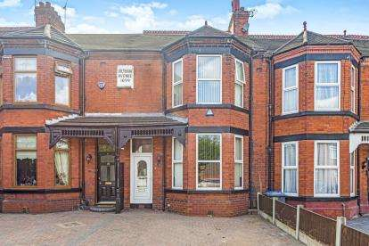 4 Bedrooms Terraced House for sale in Victoria Avenue, Widnes, Cheshire, Tbc, WA8