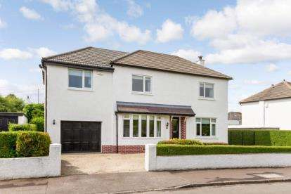 4 Bedrooms Detached House for sale in Eddington Drive, Newton Mearns