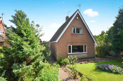 3 Bedrooms Bungalow for sale in Greenacres, Kirkby-In-Ashfield, Nottingham, Nottinghamshire