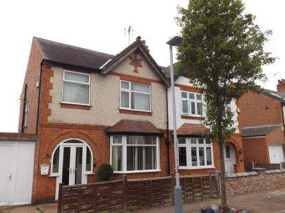 3 Bedrooms Semi Detached House for sale in Seymour Road, West Bridgford, Nottingham, Nottinghamshire