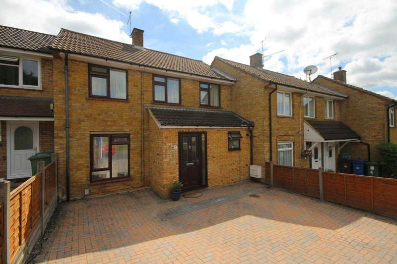 3 Bedrooms Terraced House for sale in Brownrigg Crescent, Bracknell