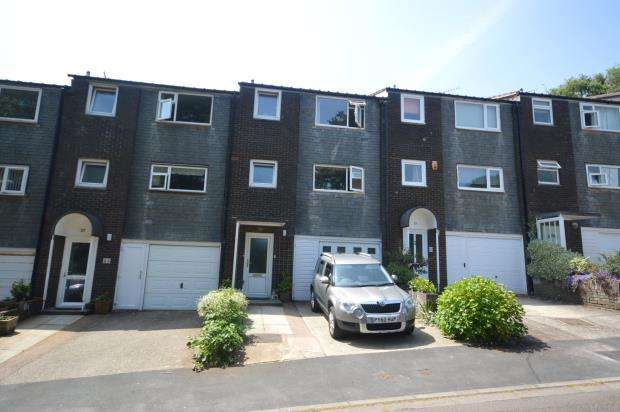 3 Bedrooms Terraced House for sale in Witheby, Sidmouth, Devon