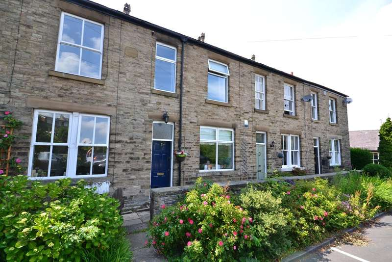 3 Bedrooms Terraced House for sale in Coronation Builings, Wellington Road, Bollington, Macclesfield