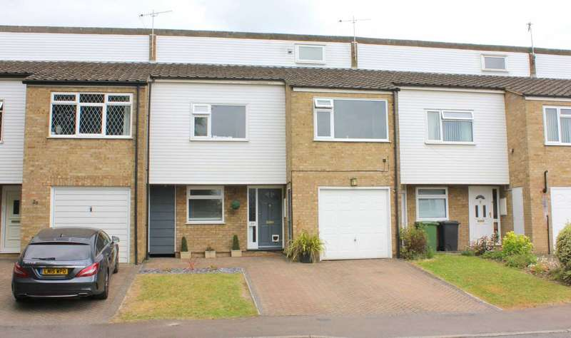 4 Bedrooms House for sale in OVER 1260 SQ FT AND TOWN CENTRE 4 BED in Concorde Drive, HH