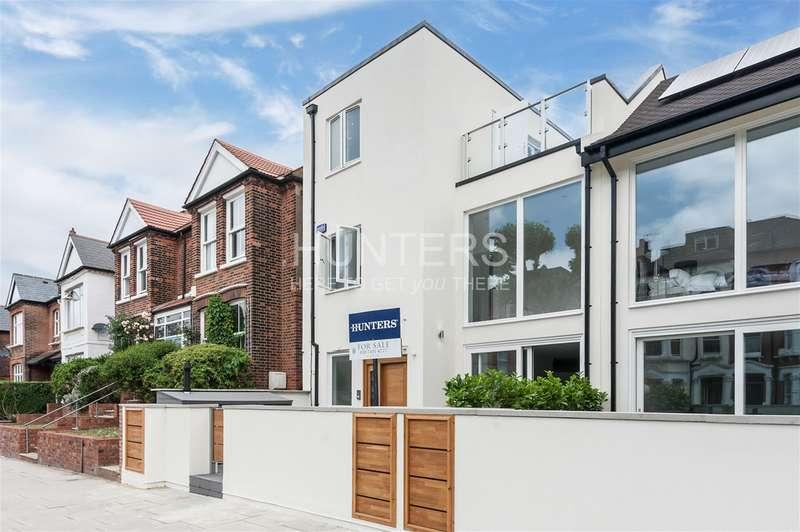4 Bedrooms House for sale in Westbere Road, London, NW2 3SR