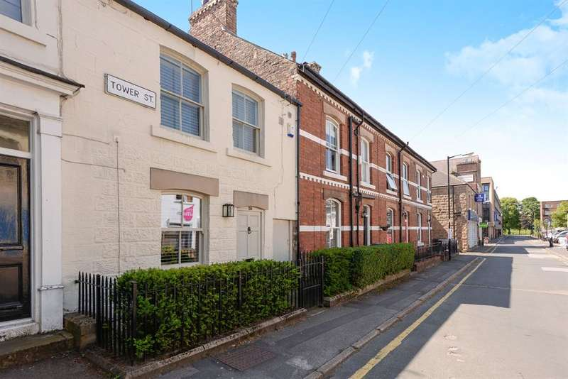 3 Bedrooms Terraced House for sale in Tower Street, Harrogate HG1 1HS