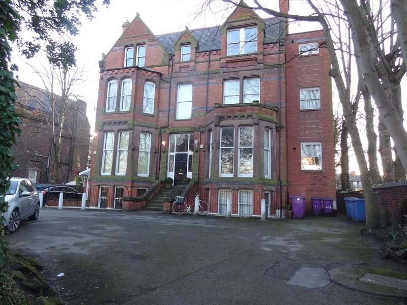 3 Bedrooms Flat for rent in Derwent House, 24a Aigburth Drive,