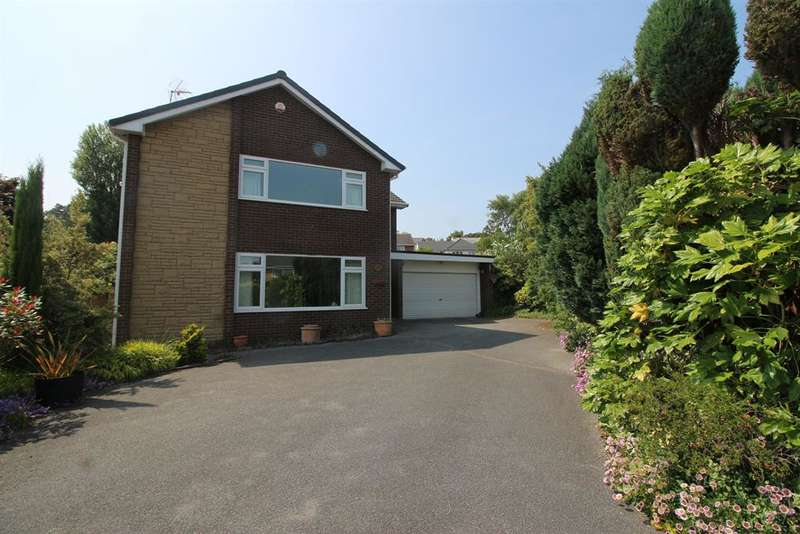 4 Bedrooms Detached House for sale in Moorland Park, Heswall, Wirral, CH60 8QJ