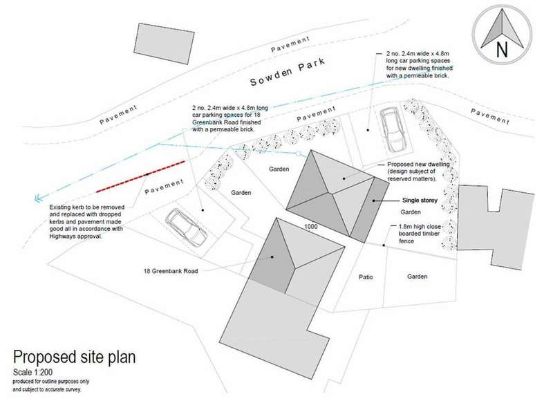3 Bedrooms Land Commercial for sale in Greenbank Road, Barnstaple
