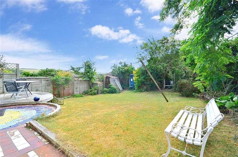 4 Bedrooms Semi Detached House for sale in Bevendean Avenue, Saltdean, East Sussex