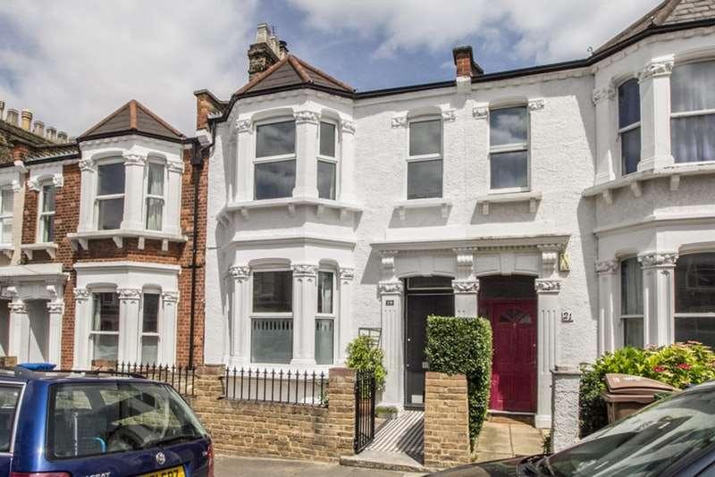 3 Bedrooms Terraced House for sale in Fernholme Road, London, London, SE15