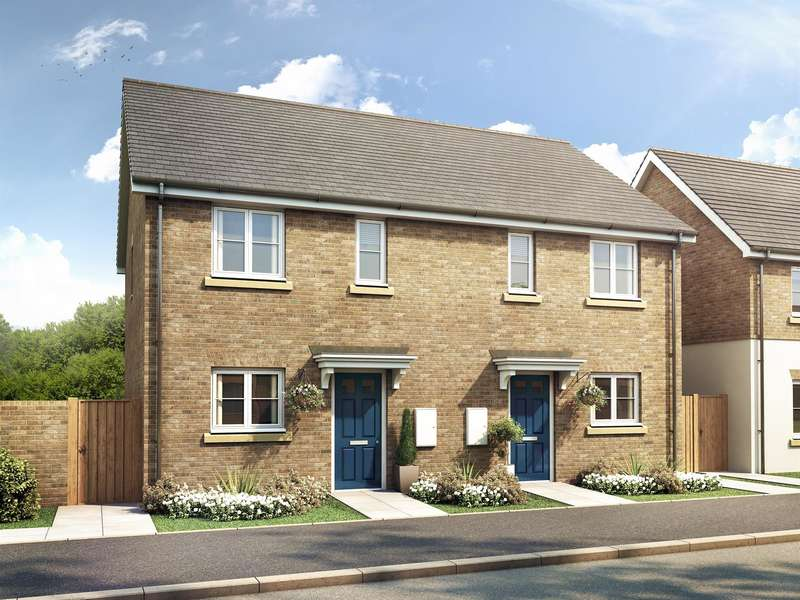 3 Bedrooms Semi Detached House for sale in Constantine Drive, Peterborough, PE2