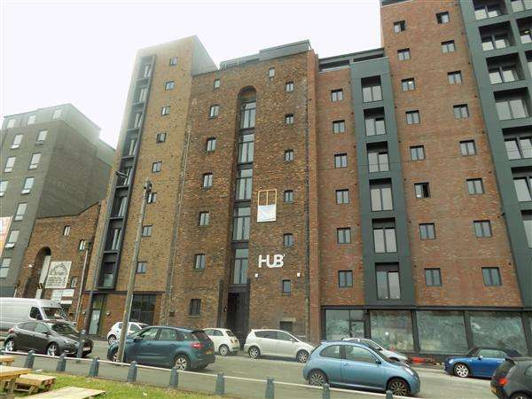 Office Commercial for rent in Bridgewater Street, Baltic Triangle, Liverpool