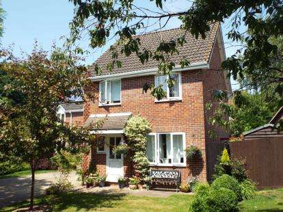 3 Bedrooms Detached House for sale in Bishops Waltham, Southampton, Hampshire