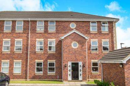 2 Bedrooms Flat for sale in Barbican Mews, York, North Yorkshire, England