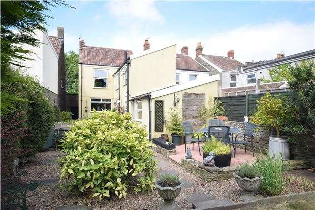 3 Bedrooms Link Detached House for sale in Northcote Road, Mangotsfield, BRISTOL, BS16 9HF
