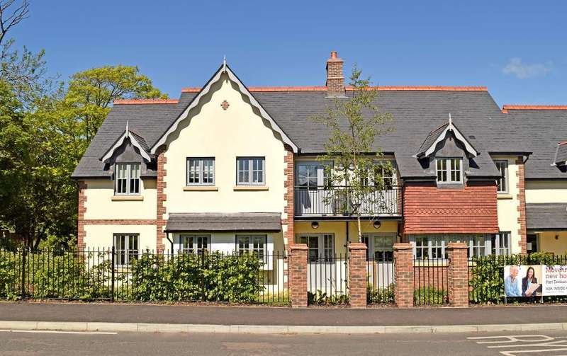 1 Bedroom Retirement Property for sale in Church Road, Bembridge, Isle of Wight, PO35 5AA