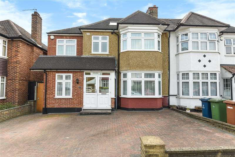 5 Bedrooms Semi Detached House for sale in Cambridge Road, Harrow, Middlesex, HA2