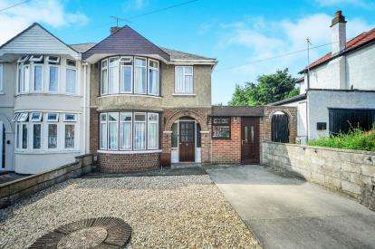 3 Bedrooms Semi Detached House for sale in Moredon Road, Moredon, Swindon, Wiltshire
