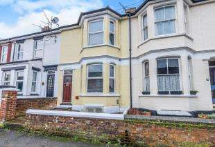 3 Bedrooms Terraced House for sale in King Edward Road, Maidstone, Kent, .
