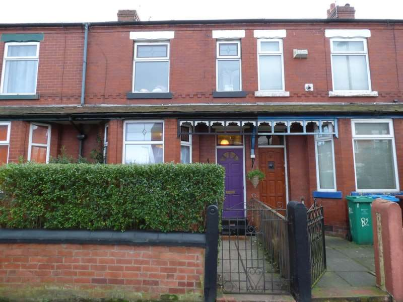 3 Bedrooms Terraced House for sale in Delamere Road, Manchester, Greater Manchester, M19