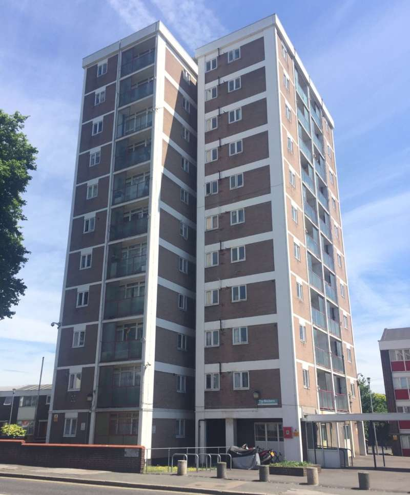 2 Bedrooms Apartment Flat for sale in The Beckers, Rectory Road, Hackney Downs, London, N16 7QU