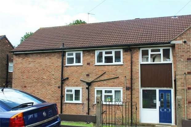2 Bedrooms Flat for sale in Caunts Crescent, Sutton-in-Ashfield, Nottinghamshire