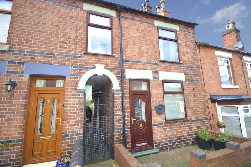 3 Bedrooms Property for sale in Lansdowne Road, Swadlincote, DE11