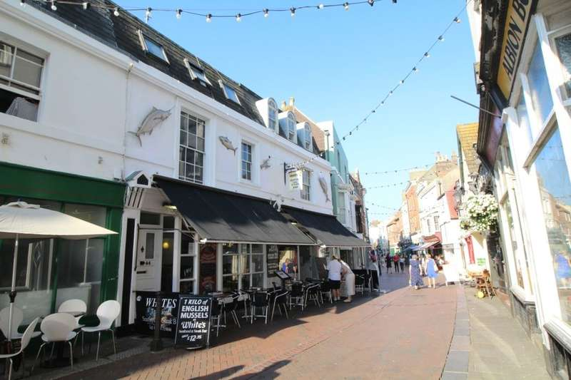 2 Bedrooms Flat for sale in George Street, Hastings, TN34