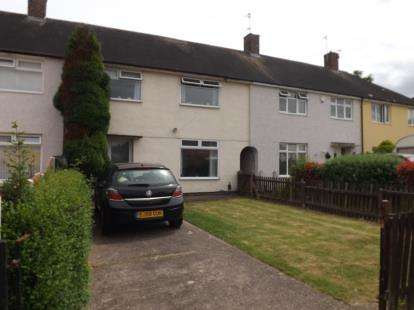 4 Bedrooms Terraced House for sale in Greencroft, Clifton, Nottingham