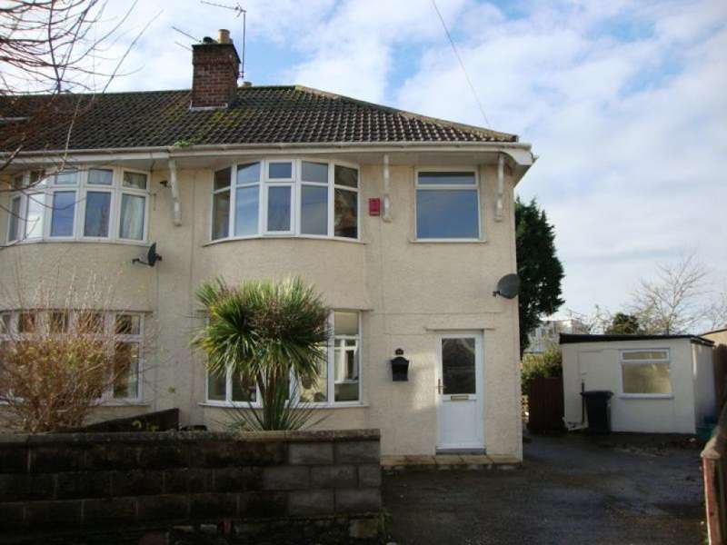 3 Bedrooms Semi Detached House for sale in Parkhurst Road, Weston Super Mare