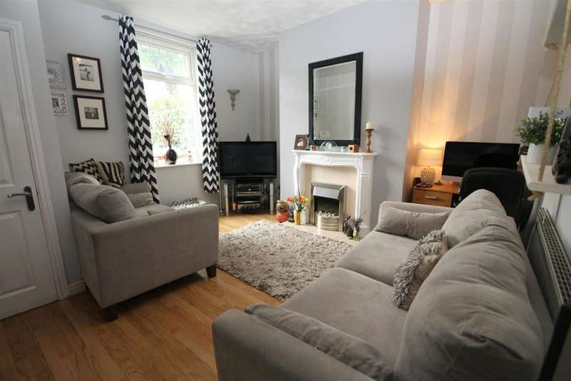 2 Bedrooms Terraced House for sale in Plodder Lane, Farnworth, Bolton, BL4 0BU