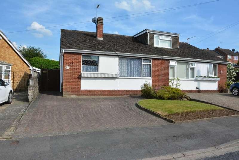 3 Bedrooms Semi Detached Bungalow for sale in Frobisher Road, Bilton